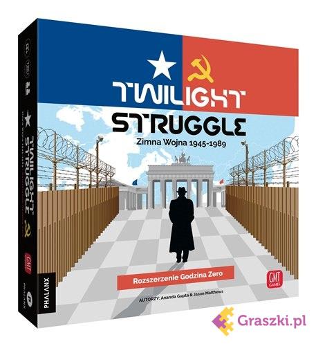Twilight Struggle: Godzina Zero // darmowa dostawa od 249.99 zł // wysyłka do 24 godzin! // odbiór osobisty w Opolu